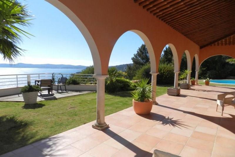 Deluxe sale house / villa Le lavandou 2756000€ - Picture 2