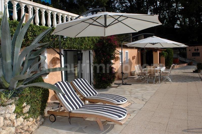 Vente maison / villa Bagnols en foret 440000€ - Photo 7