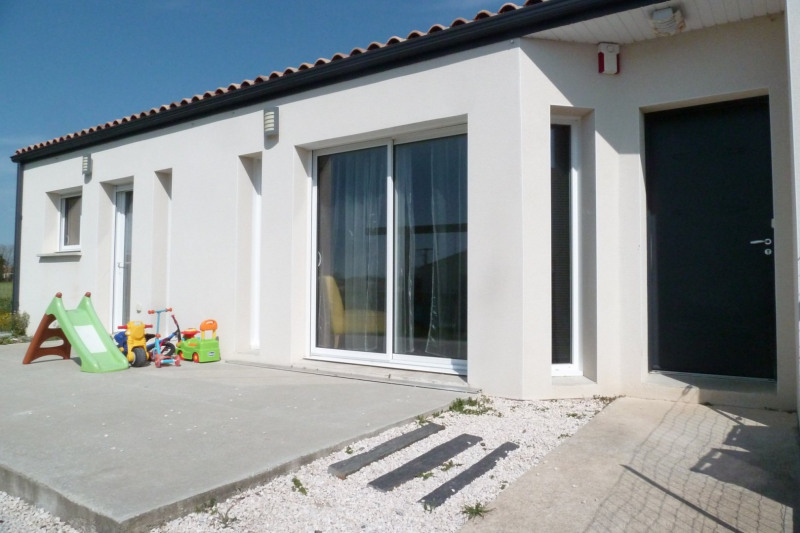 Revenda casa Cire d'aunis 206700€ - Fotografia 1