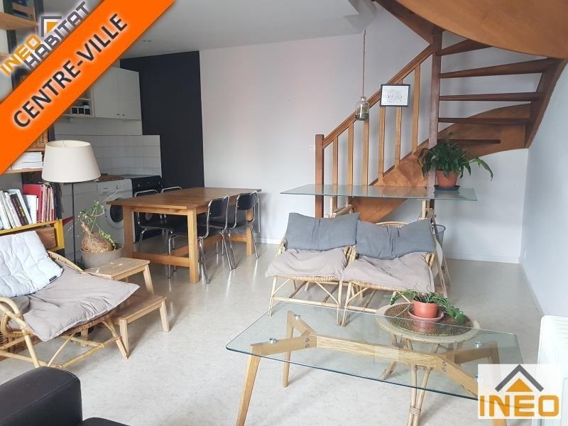 Vente appartement Geveze 102600€ - Photo 1