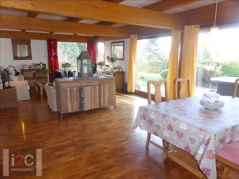 Affitto casa Divonne les bains 3400€ CC - Fotografia 3