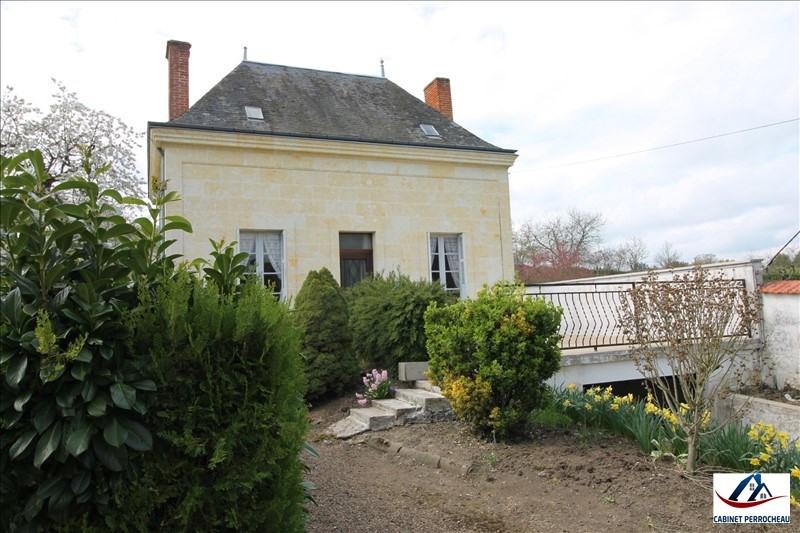 Sale house / villa La chartre sur le loir 76200€ - Picture 4
