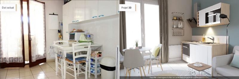Vente appartement La londe les maures 128300€ - Photo 1