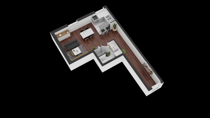Vendita appartamento Linas 101450€ - Fotografia 3