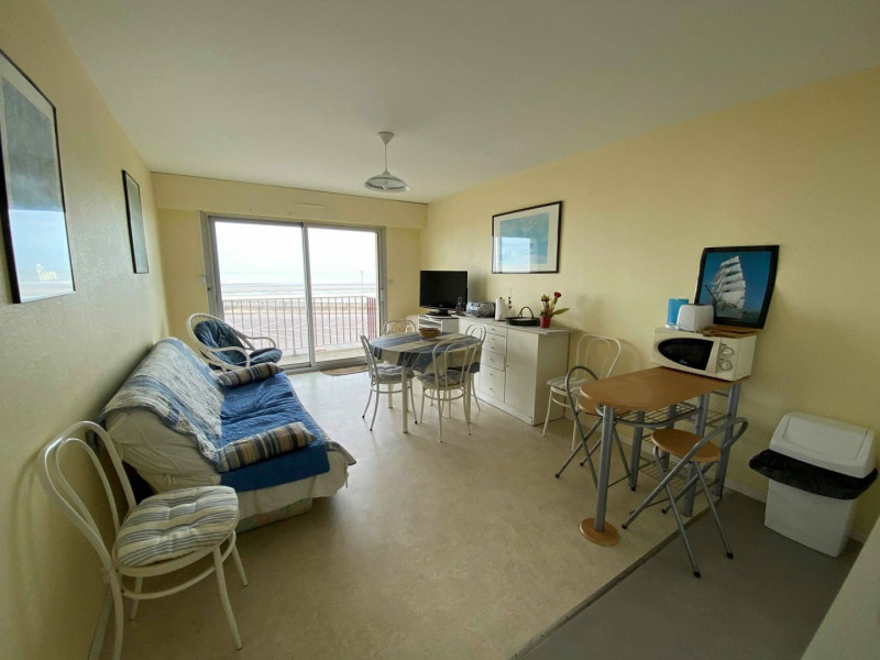 Vacation rental apartment Stella plage 235€ - Picture 1