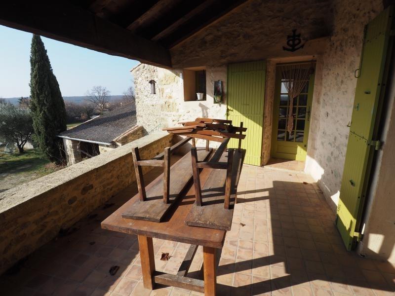 Vente de prestige maison / villa Uzes 535000€ - Photo 6