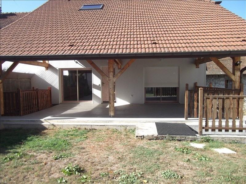 Location appartement Yenne 950€ CC - Photo 1