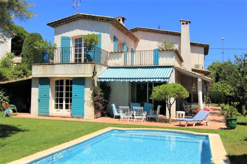 Deluxe sale house / villa Antibes 1799000€ - Picture 1