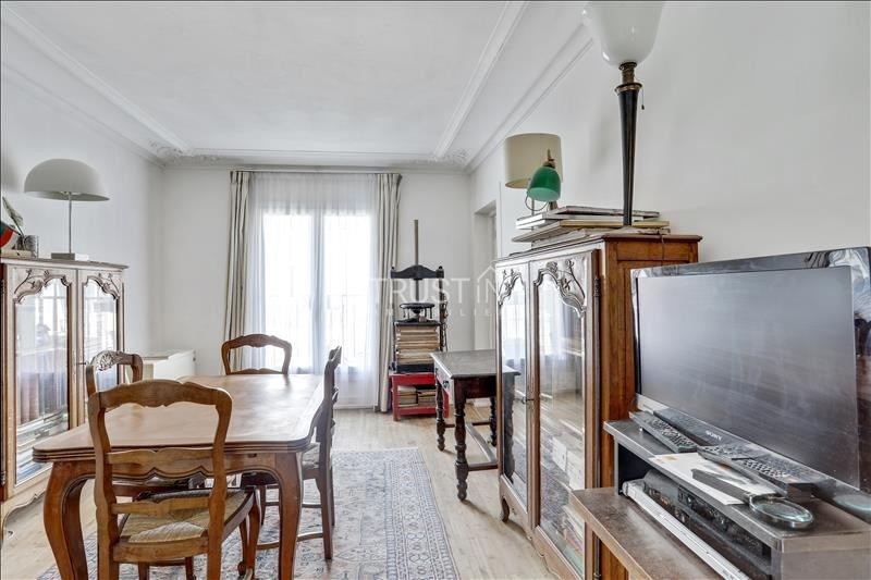 Vente appartement Paris 17ème 571 650€ - Photo 2
