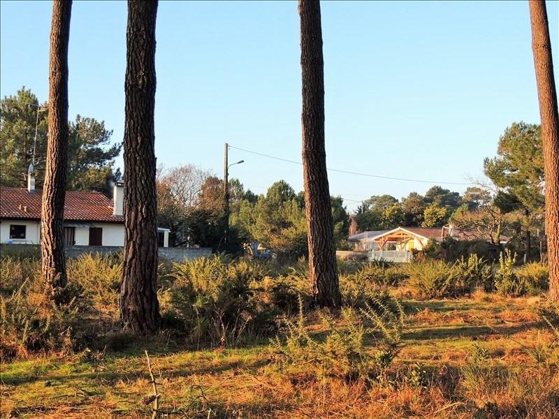 Vente terrain Vendays montalivet 109400€ - Photo 2