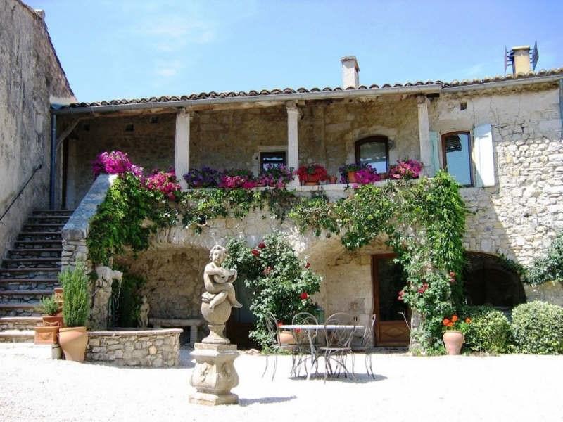 Immobile residenziali di prestigio casa Uzes 897750€ - Fotografia 19