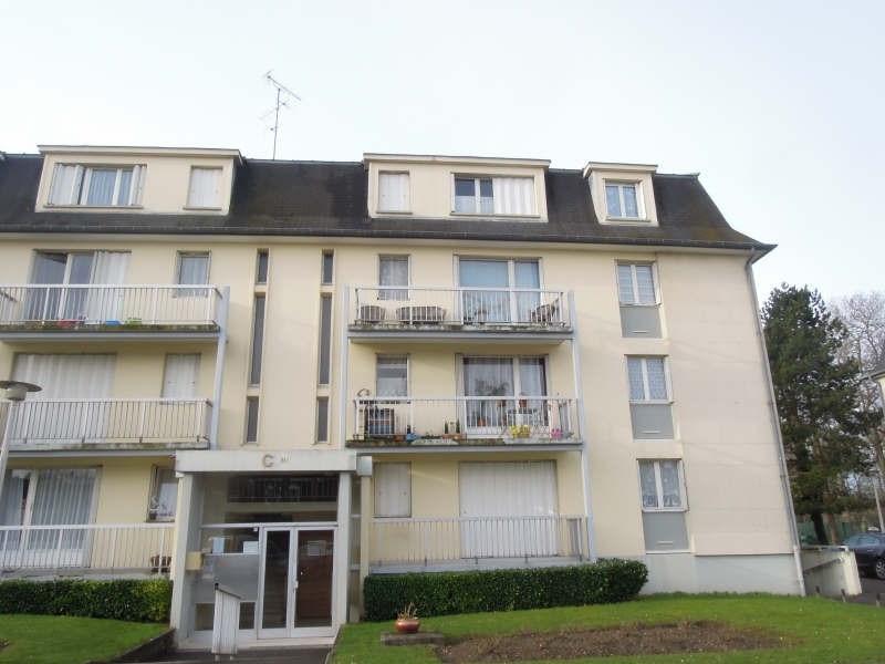 Rental apartment Crepy en valois 655€ CC - Picture 1