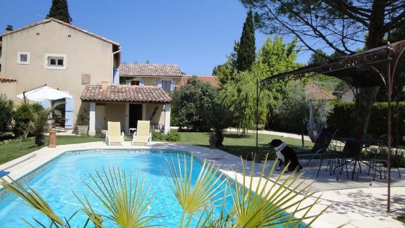 Vente de prestige maison / villa Sarrians 546 000€ - Photo 4