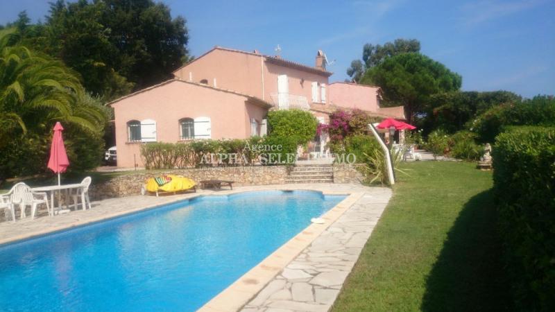 Vente de prestige maison / villa Grimaud 1890000€ - Photo 1