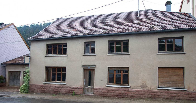 Vente maison / villa Schirmeck 130800€ - Photo 1