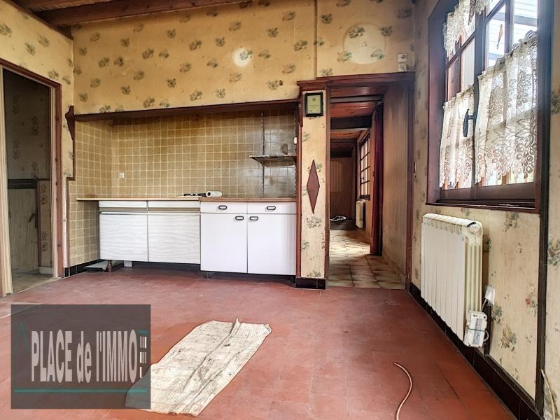 Vente maison / villa St riquier 50000€ - Photo 4