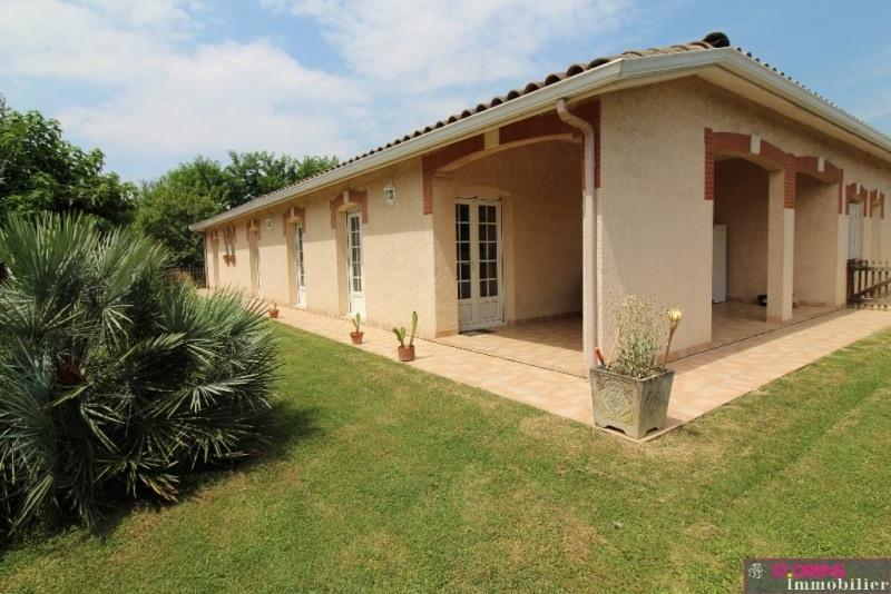 Sale house / villa Quint fonsegrives 453000€ - Picture 2