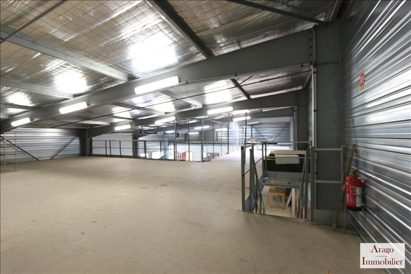 Location local commercial Rivesaltes 2500€ HT/HC - Photo 6