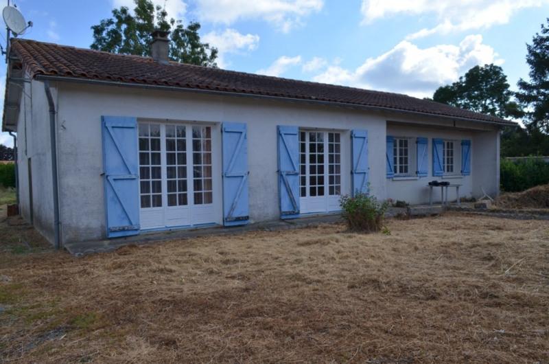 Vente maison / villa Magne 113040€ - Photo 1