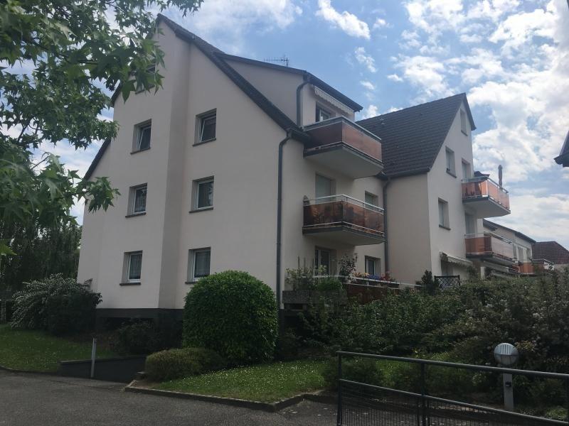 Rental apartment Illkirch graffenstaden 1140€ CC - Picture 3