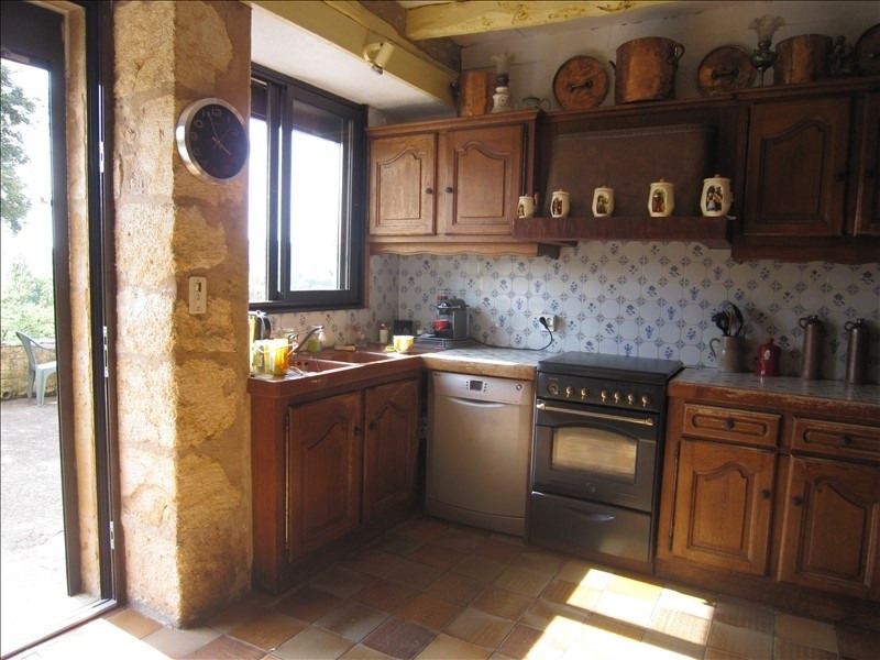 Sale house / villa Castels 203 300€ - Picture 4