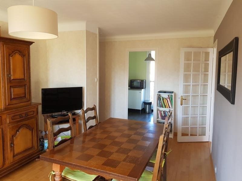 Sale apartment Charbonnieres les bains 187000€ - Picture 2