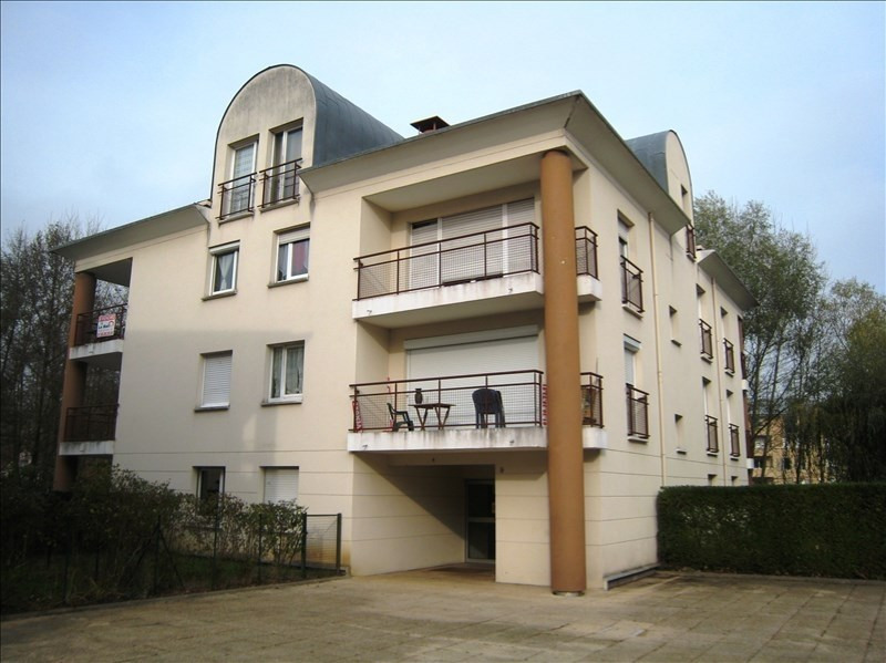 Rental apartment Osny 795€ CC - Picture 1