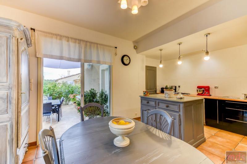 Deluxe sale house / villa Baziege 441000€ - Picture 7