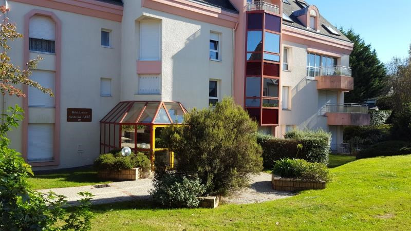Rental apartment Quimperle 422,50€ CC - Picture 1