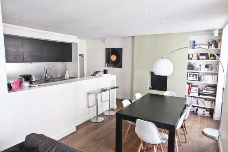 Vente de prestige appartement Paris 10ème 995000€ - Photo 3