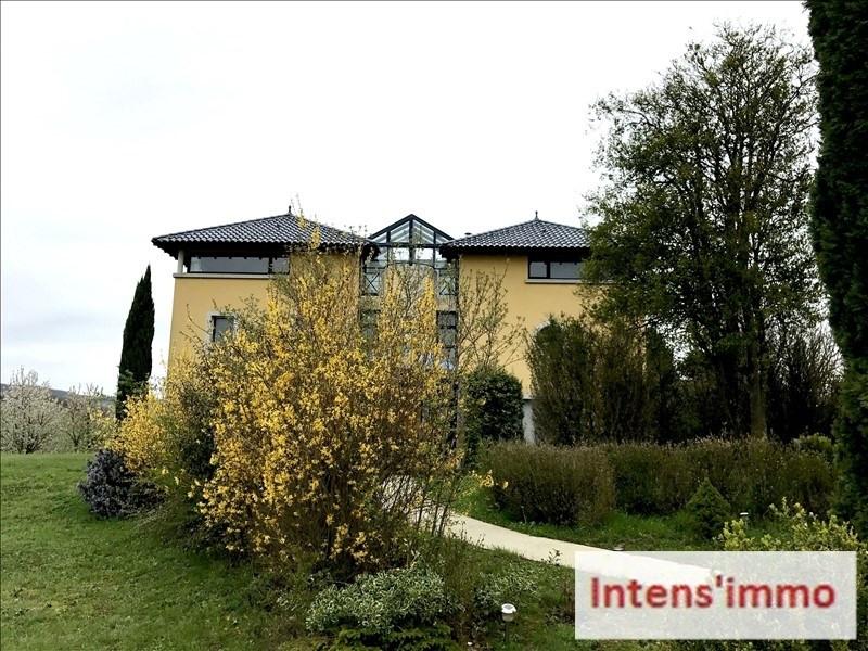 Vente maison / villa Genissieux 550000€ - Photo 1