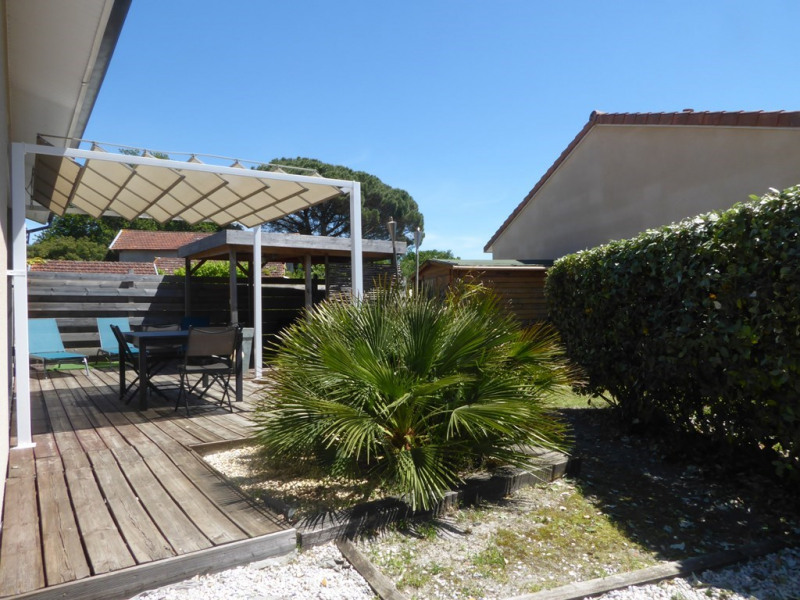 Vacation rental house / villa Biscarrosse 500€ - Picture 1