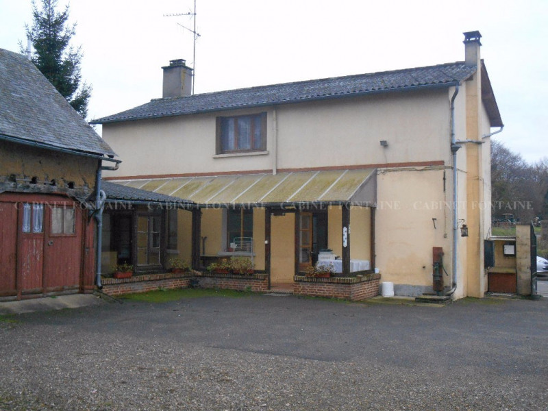 Vendita casa Gremevillers 127000€ - Fotografia 1