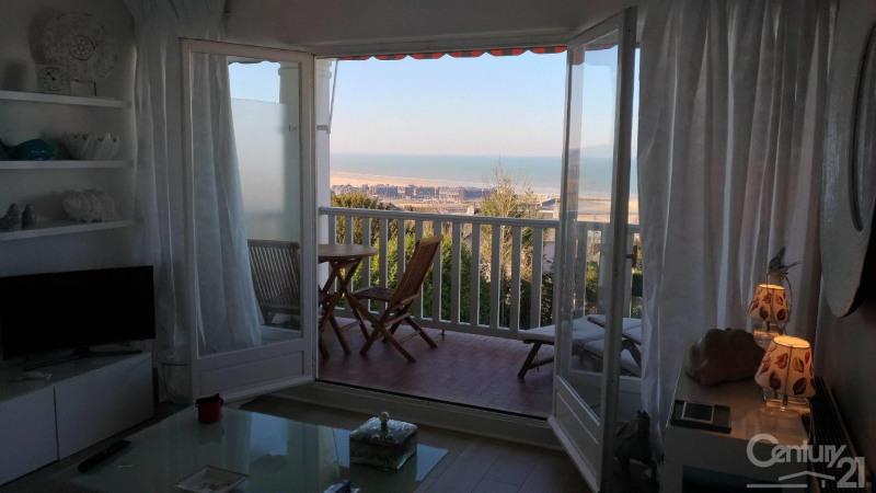 Verkoop  appartement Trouville sur mer 145000€ - Foto 2