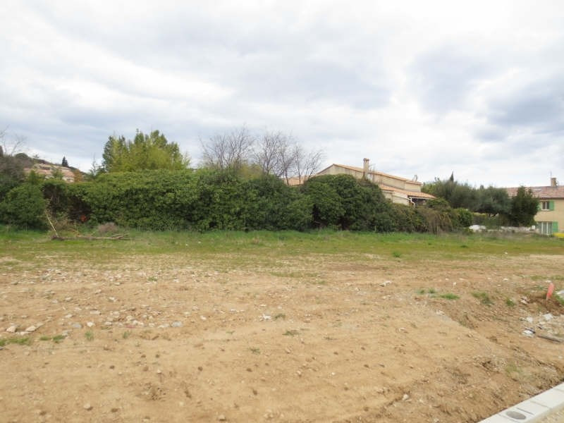 Vente terrain Marguerittes 106 000€ - Photo 2