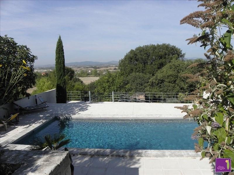Verkoop van prestige  huis Barjac 469000€ - Foto 7