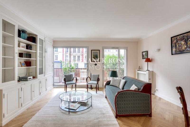 Alquiler  apartamento Paris 7ème 3600€ CC - Fotografía 1
