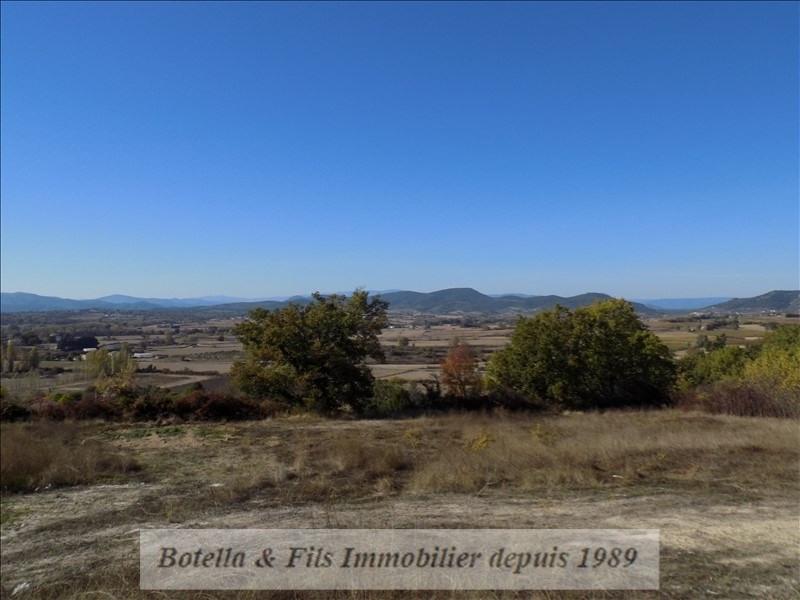 Verkoop  stukken grond Barjac 84000€ - Foto 1