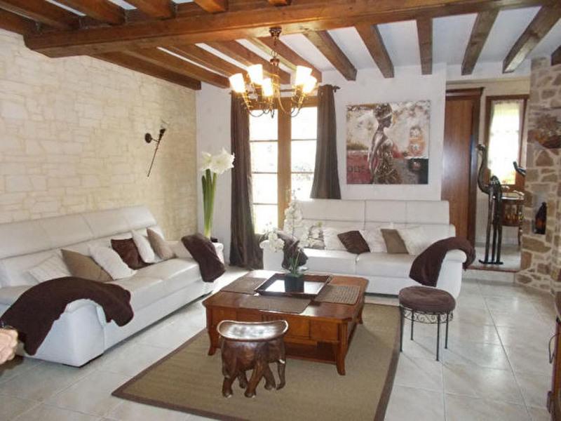 Vente maison / villa Quelaines saint gault 203400€ - Photo 1