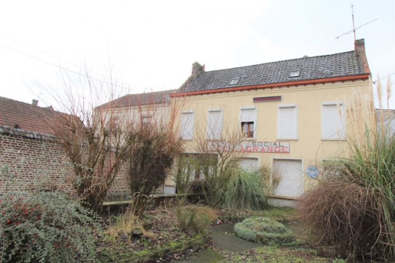 Vente immeuble Somain 146 500€ - Photo 1