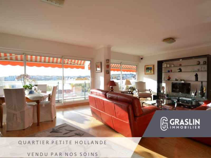 Vente appartement Nantes 400000€ - Photo 1