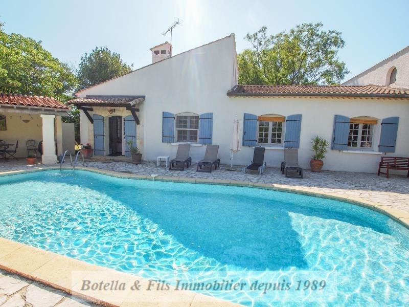Verkoop  huis Uzes 368000€ - Foto 14