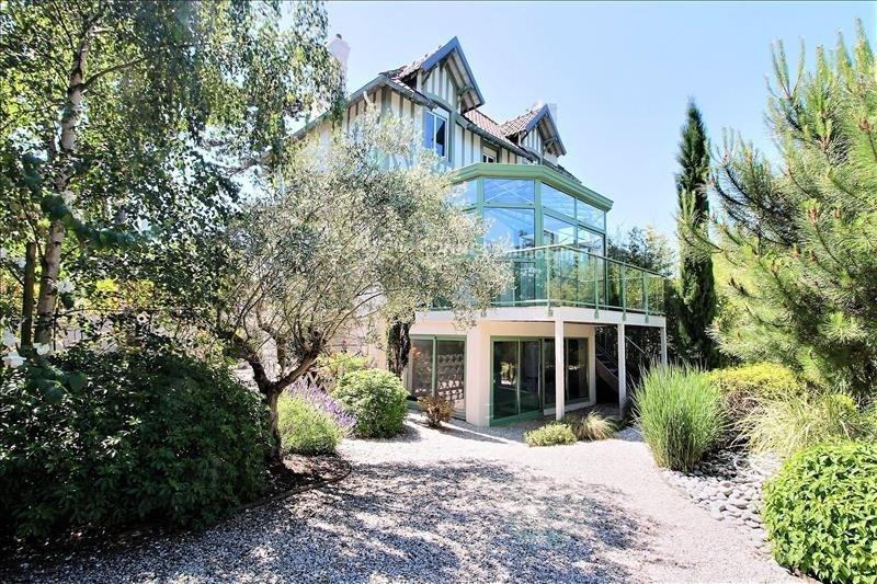 Vente de prestige maison / villa Tourgeville 794000€ - Photo 1