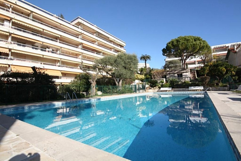 Vente appartement Juan-les-pins 556 000€ - Photo 1