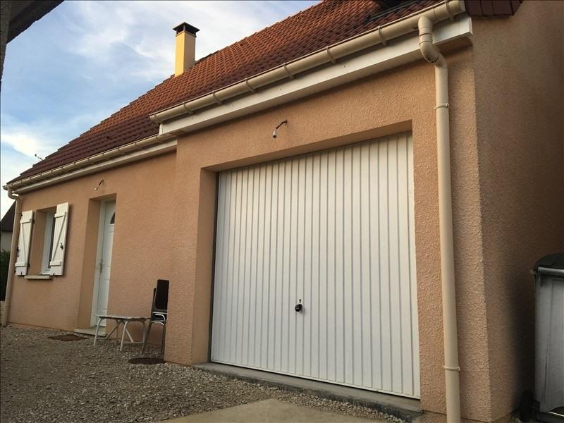 Venta  casa Ligny le chatel 136000€ - Fotografía 2