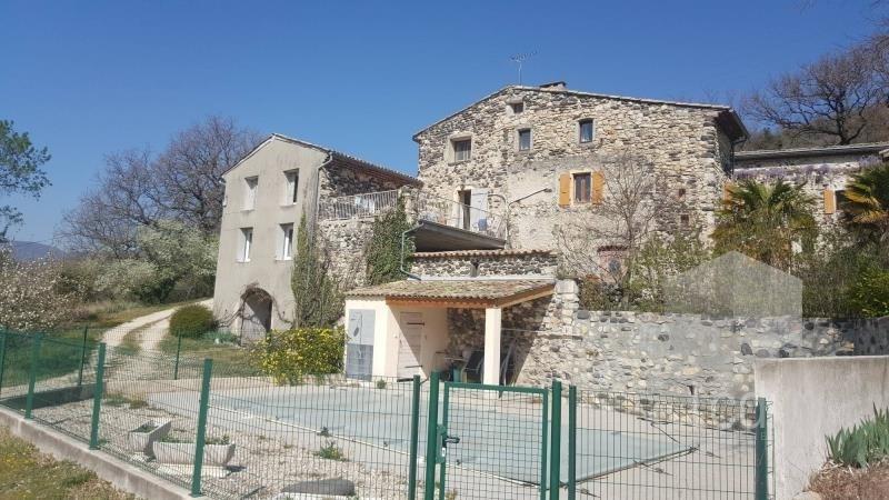 Vente maison / villa Meysse 315000€ - Photo 1