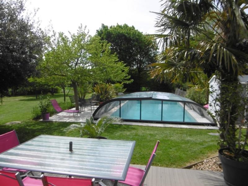 Vente maison / villa St georges de pointindoux 320750€ - Photo 4