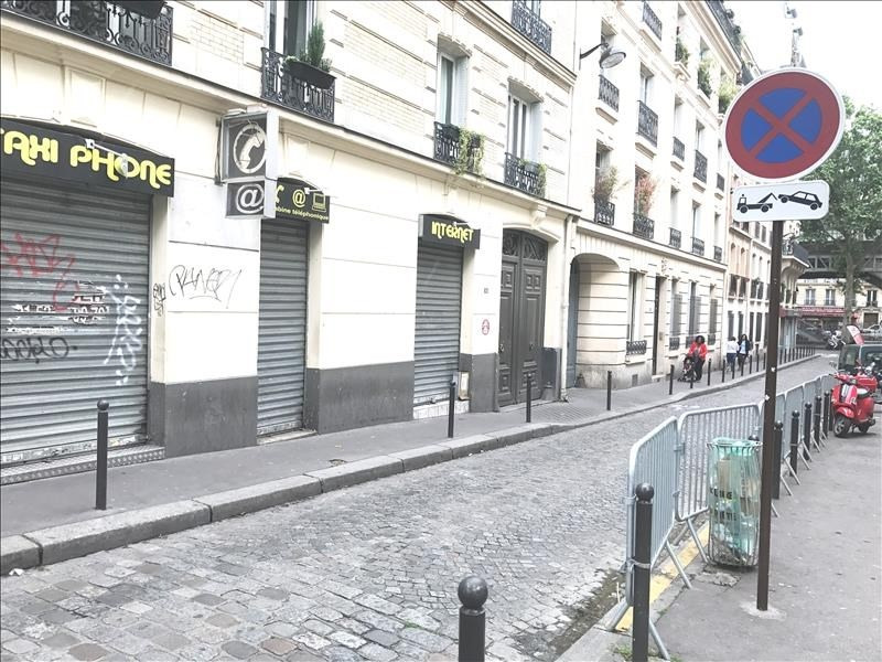 Vente local commercial Paris 18ème 519 000€ - Photo 2