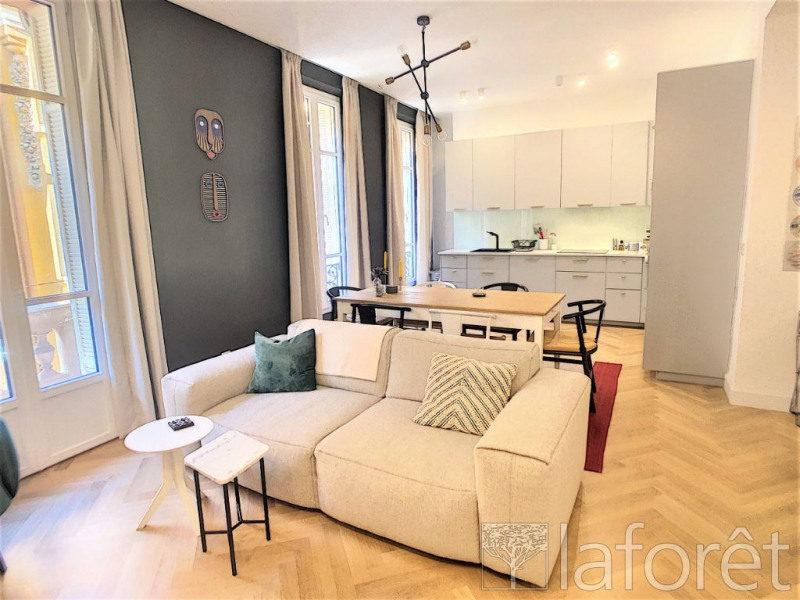 Vente appartement Beausoleil 591000€ - Photo 1