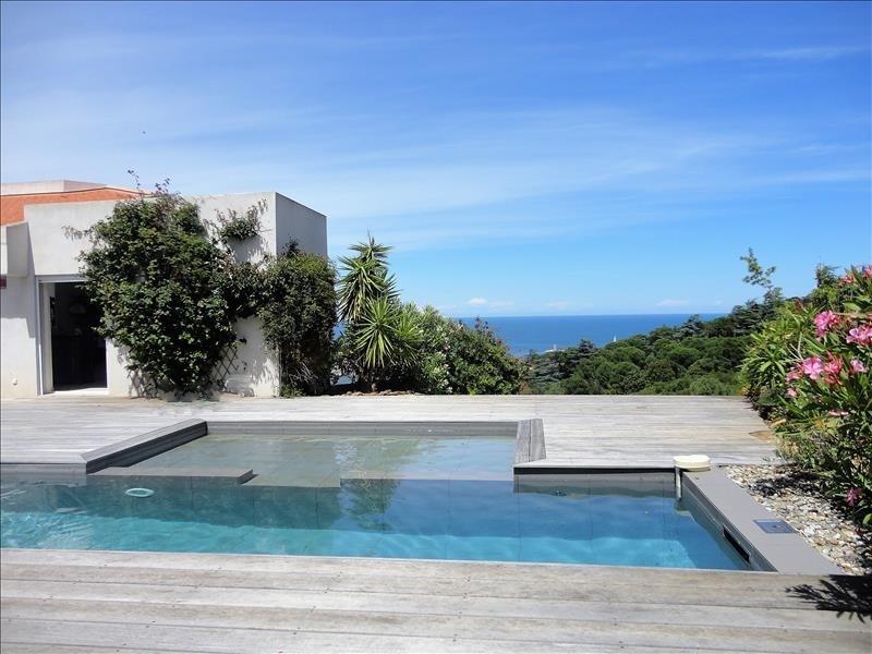 Deluxe sale house / villa Port vendres 1260000€ - Picture 6
